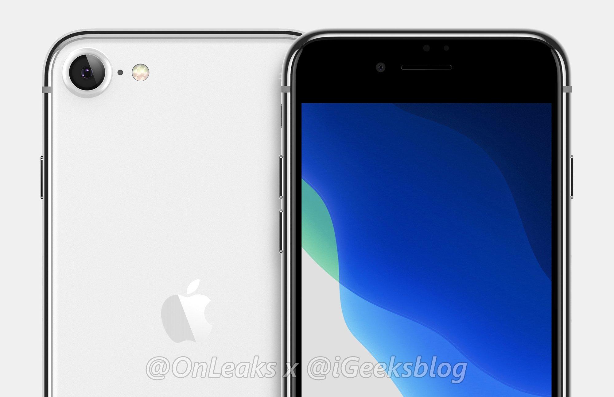 iOS 14のコードからiPhone 9 Plusが存在が確認か