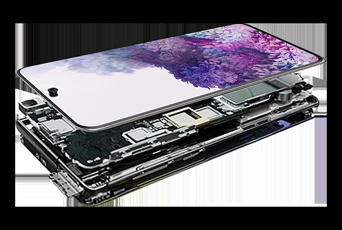ドコモ Galaxy S20 5G/S20+ 5G を発表