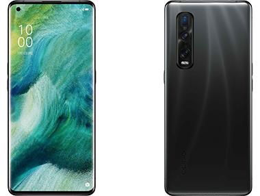 auの最新スマートフォンOPPO Find X2 Proを発表