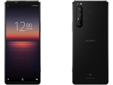 auの最新スマートフォンXperia 1Ⅱを発表