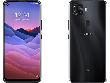 auの最新スマートフォン ZTE a1 を発表