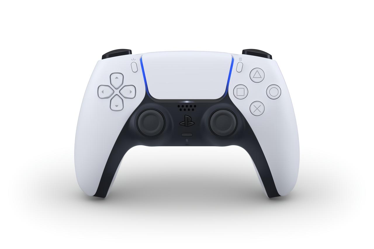 """PS5のコントローラーが発表!名称は""""DualSense™""""に。特徴は?"""